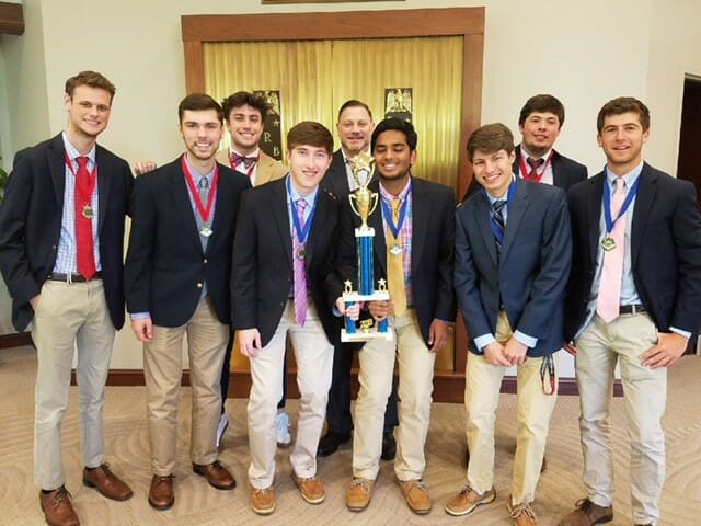 Congratulations Providence High School You Are the NC Personal Finance Champs!