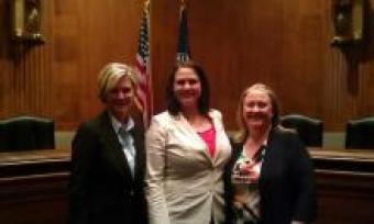 NCCEE Represents North Carolina During a HELP Hearing at the US Senate
